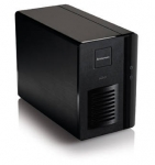Lenovo IOMega IX2-DL Network Storage 2-Bay Diskless - 70A69003NA