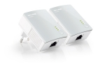 TP-Link AV500 Nano Powerline Adapter Starter Kit - TL-PA4010KIT