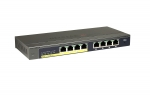 Netgear ProSafe Plus Switch 8-port Gigabit Ethernet Switch with 4-port PoE - GS108PE-300NAS
