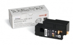 Xerox Phaser 6000/6010 Black Toner Cartridge