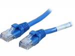 C2G 50ft CAT5E Snagless Blue - 20037