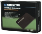 "Manhattan Drive Enclosure 2.5"" (SATA)"
