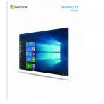 Microsoft Windows 10 Home Full Version 32/64-Bit USB Flash Drive - KW9-00016