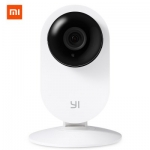 Original Xiaomi XiaoYi Night Vision WiFi 720P IP Camera   -  WHITE