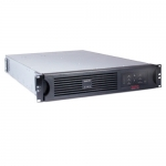 APC Smart-UPS RM 2200VA USB & Serial - UPS ( rack-mountable ) - AC 120 V - 2200 VA - UPS battery lead acid - 8 output connector(s) - 2 U