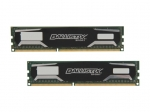 Crucial Ballistix 16GB DDR3 Kit (2x8GB) 1600MHz CL9 1.5V - BLS2KIT8G3D1609DS1S00