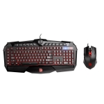 Tt Challenger PRIME RGB Gaming Keyboard & Mouse Combo