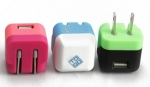 Blue Diamond ToGo USB Folding Wall Charger 1A