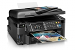 Epson WorkForce WF-3620 Multifunction Colour Inkjet Printer - C11CD19201