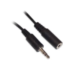 3.5mm Headphone Ext Cable MF- 100