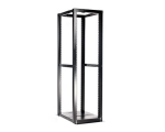 42U Adjustable 4 Post Open Server Equipment Rack Cabinet