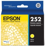 Epson 252 Yellow Ink Cartridge