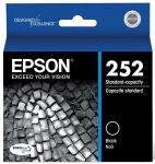Epson 252 Black Ink Cartridge