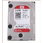 Western Digital Red 2TB 64MB SATA 3.5