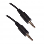 5 Pack 25ft Audio 3.5mm M/M