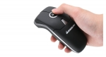 IOGEAR Phaser 3-1 Presenter/Mouse/Laser Pointer - GME422RW6