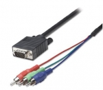 6ft Scart RGB Monitor Cable