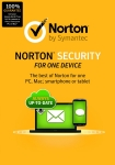 Norton Security For One Device OEM (can only be sold with purchase of a PC)