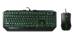 Cooler Master Devastator Gaming Combo Green LED