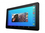 "Ematic 10"" Quad-Core 16GB Tablet with Keyboard Folio & Headphones - EGQ223SKBL"
