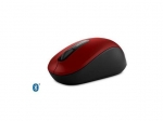 Microsoft Bluetooth Mobile 3600 Mouse Red - PN7-00012