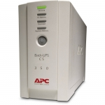 APC Back-UPS CS 350 - UPS ( external ) - AC 120 V - 350 VA - UPS battery lead acid - 6 output connector(s)