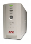 APC BACK-UPS CS 500VA USB CONNECTIVITY 300 WATTS BEIGE 120V/120V