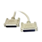 Bi-directional Data Transfer Cable DB25 MM - 10