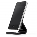 BlueLounge Milo Micro-suction Smartphone Stand - Black