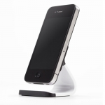 BlueLounge Milo Micro-suction Smartphone Stand - White