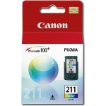 Canon 211 Color Cartridge PIXMA CL-211