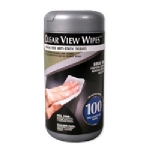 Clear Wipes 100pk.