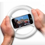 Clingo Universal Mobile Gaming Wheel