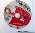 CyberLink Power DVD software