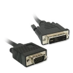 10ft DVI-A to VGA M/M Cable