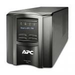 APC SMART-UPS 750VA LCD BLACK 120V/120V SMART-SLOT