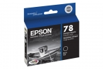 Epson T078120 #78 Black for Stylus Photo R260, 280, 380 / RX580, 595, 680 / Artisan 50