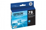 Epson T078220 #78 Cyan for Stylus Photo R260, 280, 380 / RX580, 595, 680 / Artisan 50