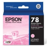 Epson T078320 #78 Magenta for Stylus Photo R260, 280, 380 / RX580, 595, 680 / Artisan 50