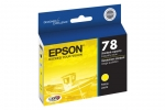 Epson T078420 #78 Yellow for Stylus Photo R260, 280, 380 / RX580, 595, 680 / Artisan 50