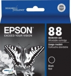 Epson T088120 #88 Black for Stylus CX4400, 4450, 7400, 7450 / N10, 11 / NX100, 105, 110, 115, 200, 215, 300, 305, 400, 415