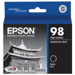 Epson T098120 #98 Black Hi Capacity Ink Cartridge