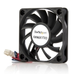 StarTech.com 60x10mm Ball Bearing Computer Case Fan with 3-pin Connector - FAN6X1TX3