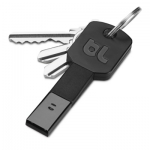 Bluelounge Kii iPhone/iPad/iPod USB Keychain adapter - KI-BL-L