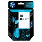 HP #10 Black Ink Cartridge