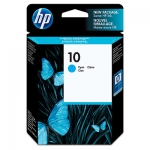 HP #10 Cyan Ink Cartridge