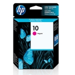 HP #10 Magenta Ink Cartridge