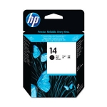 HP #14 Black Printhead