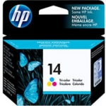HP #14 Colour