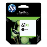 HP #61XL Black
